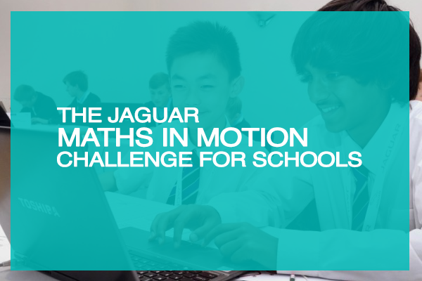Jaguar Cars - Maths Challenge